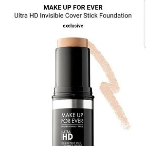 Make up forever ultra HD stick foundation 117