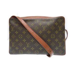 Authentic Vintage Vuitton Sac Bandouliere Bag