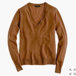 J. Crew Italian Cashmere Crew Neck Sweater!!