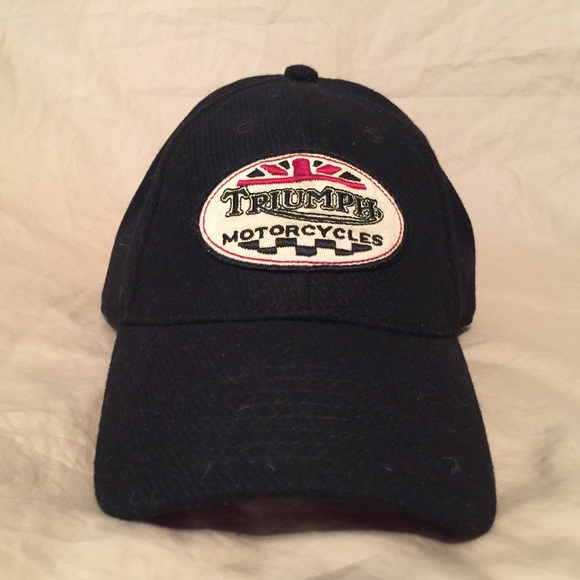 cccc93d31c0db Lucky Brand Other - Triumph Motorcycles Ball Cap by Lucky Brands