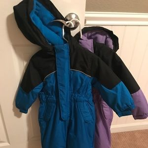 Other - Bundled kids snow suits