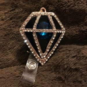 Blue diamond 💎 badge reel