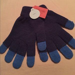 3 in 1 Women's Knit Gloves