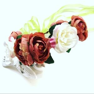 Other - Handmade! Photography Pro! Flower wreath