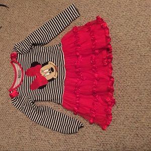 Minnie Mouse Dress. Size 5