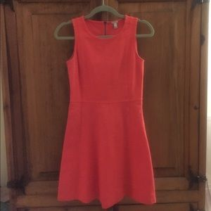 J. Crew fit and flare dress