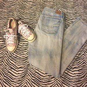 ♦️♦️♦️American Eagle♦️♦️♦️Light Wash Jeans