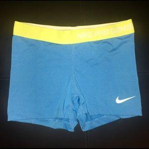 Nike Pro DriFit Shorts