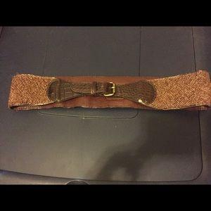 Francesca's belt