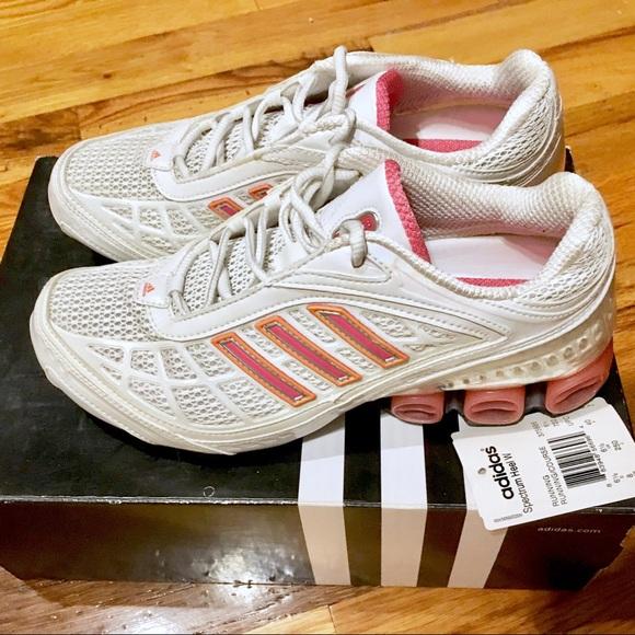 Les Chaussures De Course Adidas Femmes De Rebond Du Spectre HeLf8Bupl0