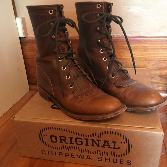 Chippewa Shoes - Chippewa 8