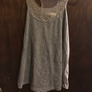 Pins and Needle UO gray tank top