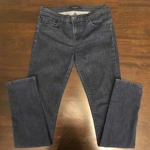🔥J Brand Dark Wash Skinny Jeans