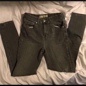 Topshop Jaime Jeans 28W