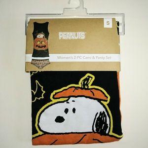 PEANUTS Halloween Cami Set