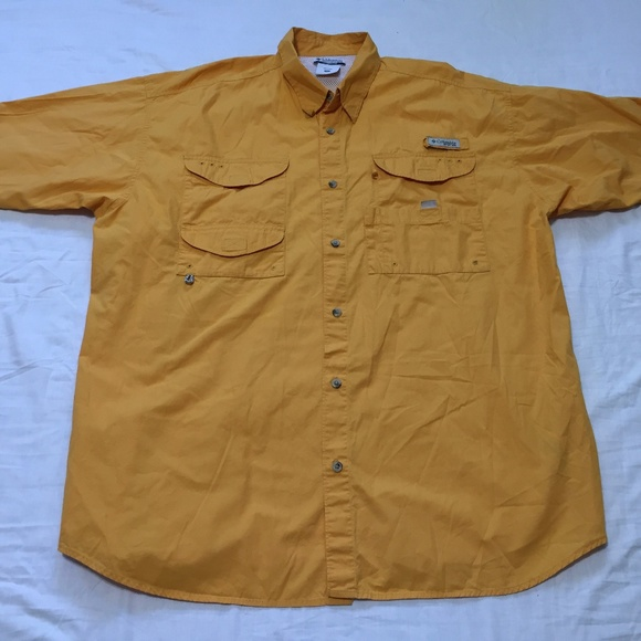 1319ca5019d Columbia Shirts | Pfg Mens Performance Fishing Gear Shirt | Poshmark