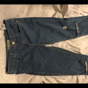 Topshop Leigh Jeans 28W