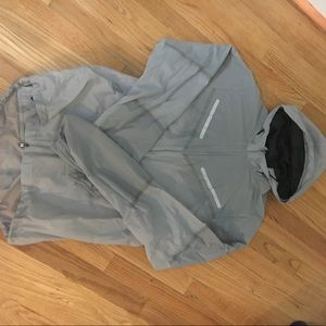 Lightweight men's running jacket