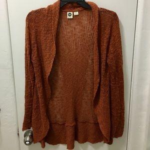 Roxy Burnt Orange Sweater