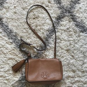 Tory Burch Thea Mini Crossbody Bag