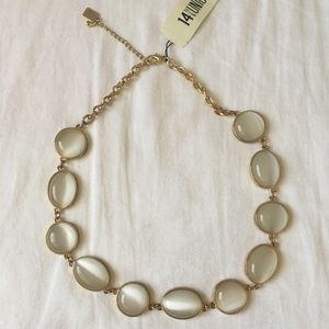NWT Statement necklace. Princess necklace length