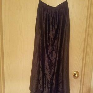 Black Costume Skirt