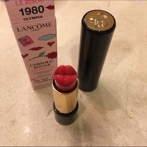 Brand New Lancôme x Olympia Le-Tan L'absolu Rouge