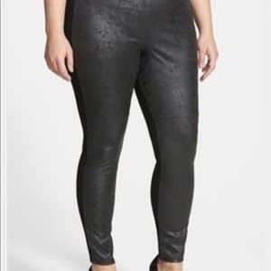 Lysse Curvy Plus Distressed vegan leather sold out