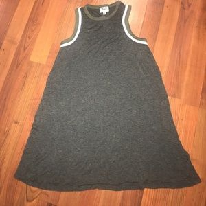 Dresses & Skirts - Racer back cotton dress