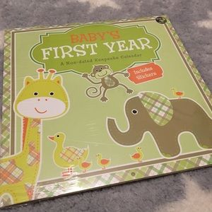 Other - Baby's first year calendar