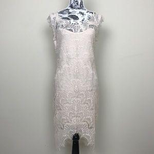 Free People Intimately Peekaboo Eyelash Lace Dress