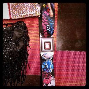 Belt and purses