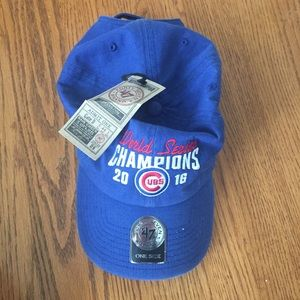 Cubs 2016 World Champions Hat