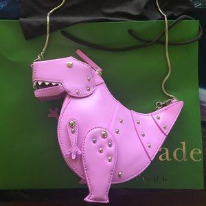 Kate Spade Whimsy T Rex Purse