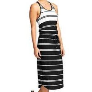 Athleta Women's Striped Cressida Maxi Dress