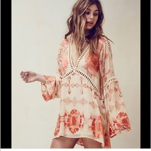 FOR LOVE AND LEMONS Barcelona dress size  medium