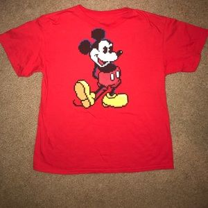 Brand new, but no tags, Mickey Mouse shirt.