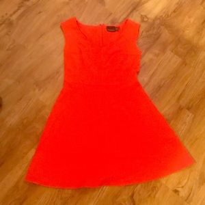 Coral Cynthia Rowley cocktail dress, worn once