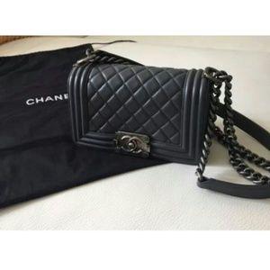 Chanel Le Boy Bag Lambskin