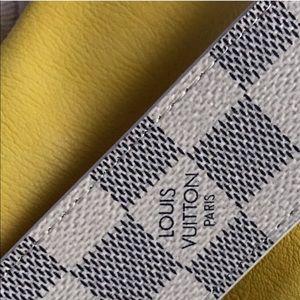 Non Authentic Louis Vuitton Belt