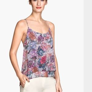 H&M double layer tank top