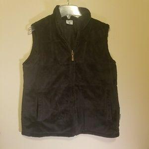 LIKE NEW Columbia black vest