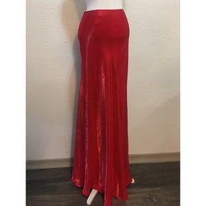 Faviana Maxi Skirt SZ 7/8