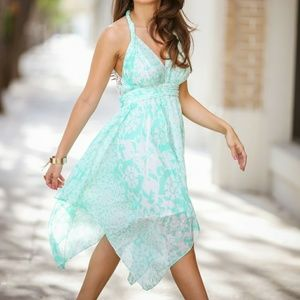 Guess summer lace back dress