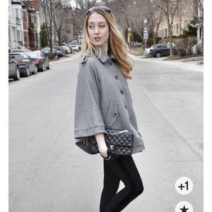 H&M Poncho Sweater