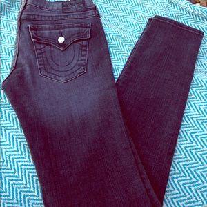 Black Hudson Jeans size 28