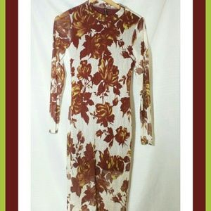 New Trendy midi dress