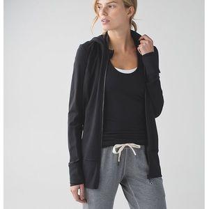 Lululemon Daily Practice Zip Up Hooded Jacket