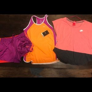 Lot of Nike Clothes