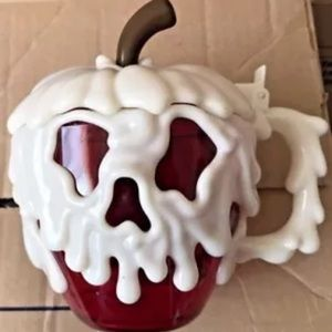 Disney poison apple cup